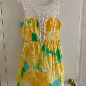 Lilly Pulitzer Reagan Dress in First Impressions